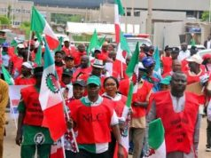 Nigeria Labour Congress (NLC), React Against Cutting, Stopping Workers Salaries In The Country