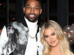 Khloe Kardashian and Tristan Thompson threaten to sue woman over paternity claim