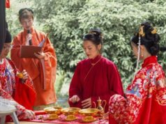 Special effects and virtual guests: China weddings go online