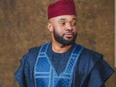 Nollywood actor Williams Uchemba fulfills promise, provides accommodation and education for family living under telecom mast [Video]