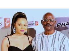 You create confusion between families - Nadia Buari's father blasts journalist (VIDEO)