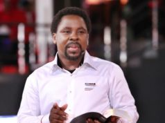 COVID 19: Prophet TB Joshua Describes Lockdown As 'Evil Spirit' That Causes Depression, Suicide