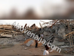 Several People Dead As 8 Storey Building Collapse In Imo State (VIDEO)