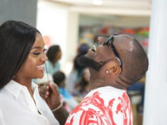 See photos from Davido's fiancee Chioma's 25th private birthday celebration