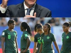 FIFA Confirms Paying $700,000 Owed To Super Falcons For World Cup Participation In 2019