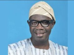 Breaking News: Ondo Deputy Governor Dumps APC, Joins PDP
