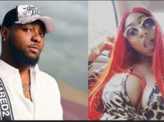 Nigerians Troll Cynthia Morgan After Davido Announces He Is Changing His Number