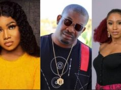 Why Don Jazzy Urged Me To Be Cool With Mercy – Tacha Reveals