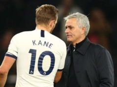 Harry Kane To Start Against Man United – Jose Mourinho