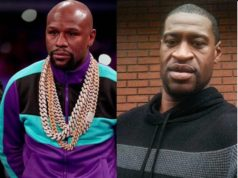 Mayweather Offers To Pay All Of George Floyd's Funeral Expenses In Several Different Cities