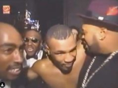 The Final Moments: Watch The Video Of Mike Tyson And 2Pac Hours Before Rapper Was Shot
