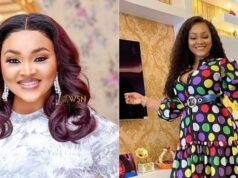 Mercy Aigbe Excited As She Hits 8 Million Followers On Instagram