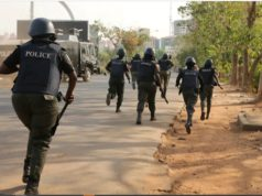 Police Arrests Officer Who Allegedly Killed Motorcyclist Over N100 Bribe In Adamawa