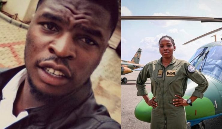 Air Force Unveils Identity Of Classmate Who Knocked Tolulope Arotile, Shares Details Of Investigation