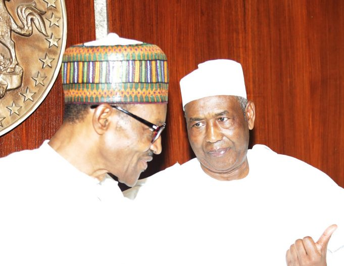 His Death Has Created A Huge Gap' - President Buhari Mourns After Losing Bestfriend To Death