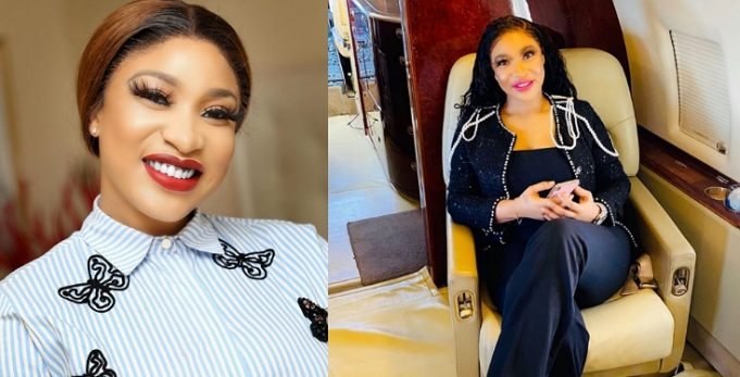 Teebillz And Don Jazzy Came To My Rescue When I Was Suicidal – Tonto Dikeh