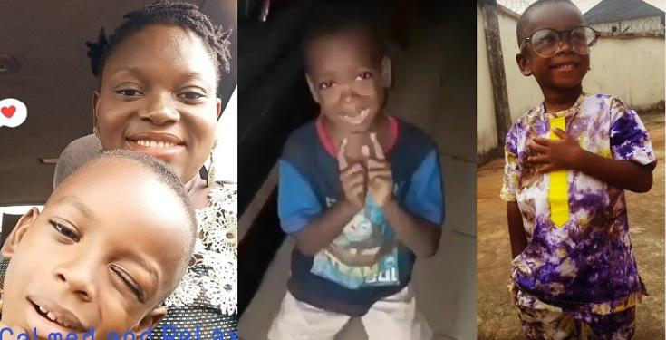 """I Didn't Make The Video To Abuse My Son – Mother Of Little Boy Who Begged Her To """"Calm Down� Speaks Up"""