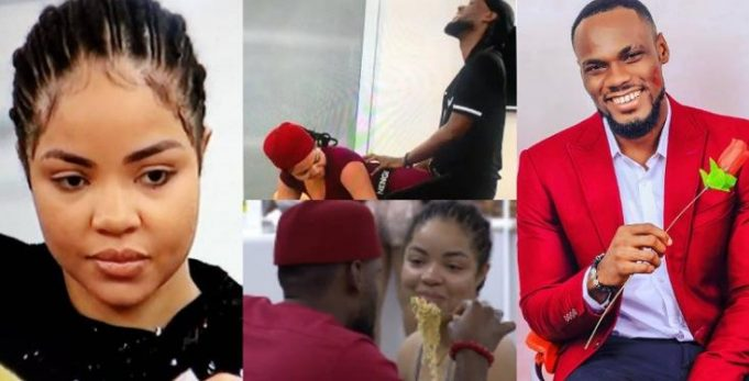 "BBNaija2020: ""I Don't Like You, I Am Just Using You To Pass Time"" – Nengi Tells Prince (Video)"