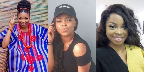 Nollywood Actress Juliana Olayode Narrates Her Encounter With A Lesbian (Video)