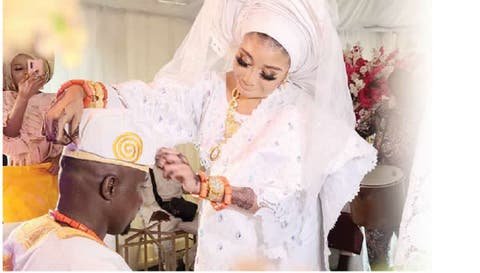 My Late Mother Endorsed My Hubby –New Bride, Liz Anjorin