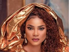 Too Much Money! Nollywood Actress Iyabo Ojo Acquires New Mansion In Lekki (Photo)
