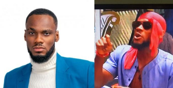 """#BBNaija2020: """"A Man Who Feels Threatened By A Woman Who Has Money Has Low Self-Esteem"""" – Prince"""