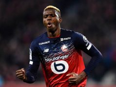 Manchester United Reportedly Emerges Victor Osimhen As Summer Target