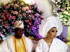 Nollywood Actress Liz Anjorin Marries Boyfriend In A Simple Ceremony (Photos)