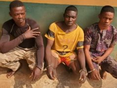 See The Three Boys Who Gang-Raped A Lady With Toy Gun In Ogun (Photo)