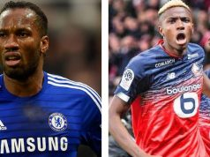 Victor Osimhen Could Be Better Than Didier Drogba – Emmanuel Amuneke