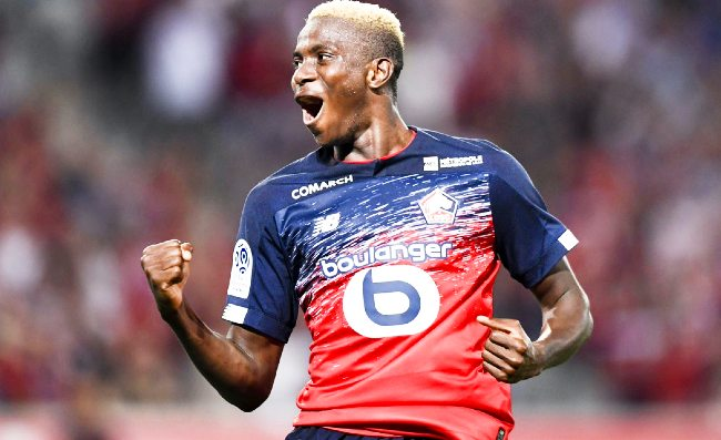 Nigeria's Osimhen Seals Record N36 Billion Deal To Play For Napoli
