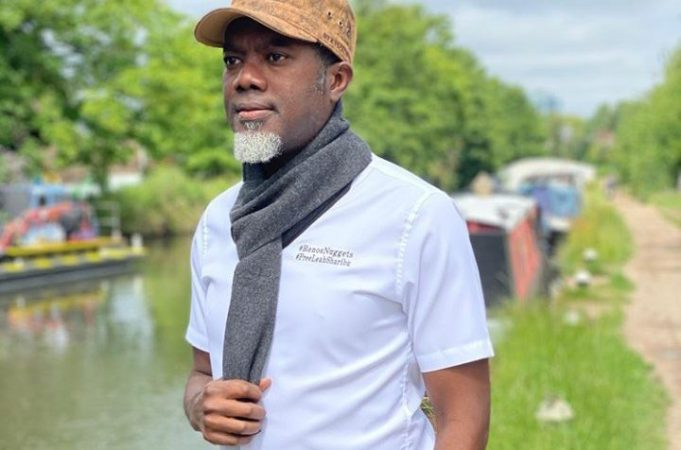 Reno Omokri Advises Women To Quit Habit Of Buying Handkerchiefs For Men
