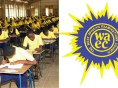 Breaking News: WASSCE 2020: FG Stops Resumption Of Schools