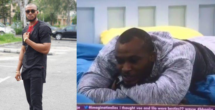 """BBNaija2020: """"I Am Coming To Play A New Game"""" – Eric Tells Housemates (Video)"""