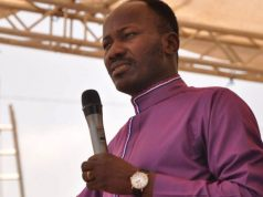 The Government That Can Change The Board Of Trustees In My Church Has Not Been Born Yet – Apostle Suleiman Blows Hot