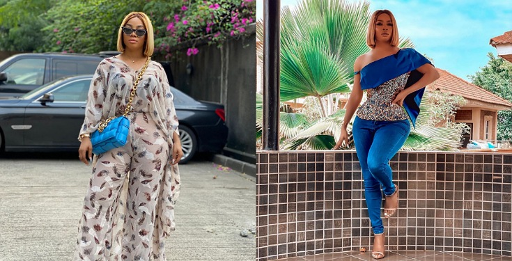 Some Men Don't Want Their Girlfriends To Support Me So The Girls Don't Level Up – Toke Makinwa