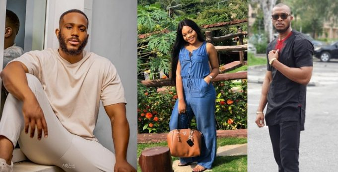 BBNaija2020: Kiddwaya Tells Tolanibaj Why Eric, Lilo Were Evicted From The Show