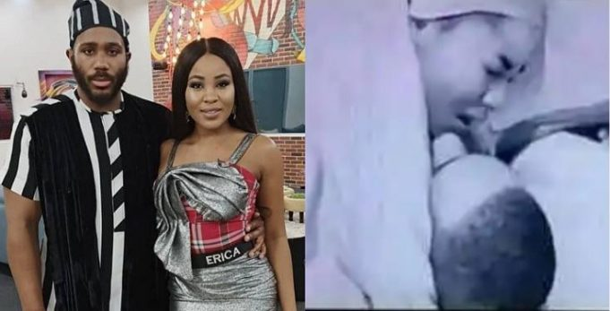 "BBNaija2020: ""When You Fingered Me, I Felt Like There Was Pepper In Your Hand"" – Erica Tells Kidd (Video)"