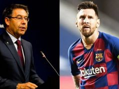 """Amid Transfer Rumours, Barcelona President Says Messi Is """"Untouchable"""" And """"Non-Transferable"""""""