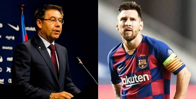"Amid Transfer Rumours, Barcelona President Says Messi Is ""Untouchable"" And ""Non-Transferable"""