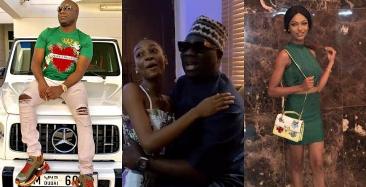 """""""All I See Is Jobless Nigerian Youths Saying Trash"""" – Mompha Slams Those Who Criticized Him For Visiting Adeherself"""
