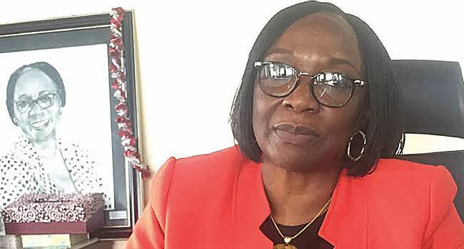 Professor Folasade Ogunsola Is Now The Acting VC