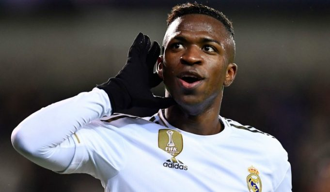I Had Just 48 Hours To Chose Between Real Madrid And Barcelona – Vinicius Jnr Opens Up