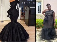 Comedian, Warri Pikin Shows The Outfit She Ordered And What Her Designer Made