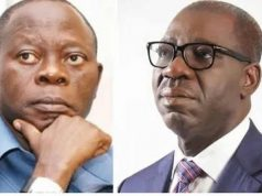 Oshiomhole's Former Aide, Momodu Defects To PDP, Gives Obaseki N5m