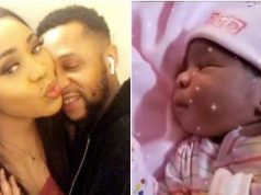 Jubilation As Nollywood Actor Welcomes Baby Girl After 9 Years Of Marriage (Photo)