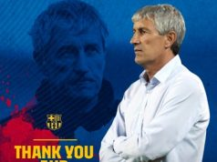 Barcelona Officially Sack Coach, Setien After Bayern Humilation