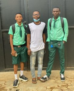 Truth About SS3 Boys Who Resumed School With IPhone And Benz (Photos+Video)