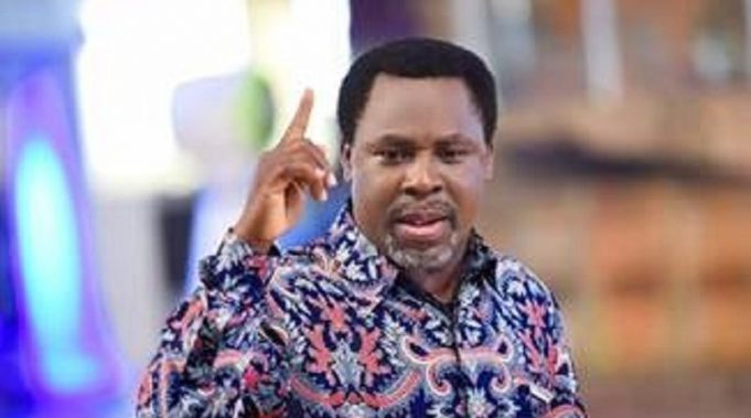 COVID-19: TB Joshua Reveals What Will Happen Next After Lagos Government Lifted Ban On Religious Gathering (Video)
