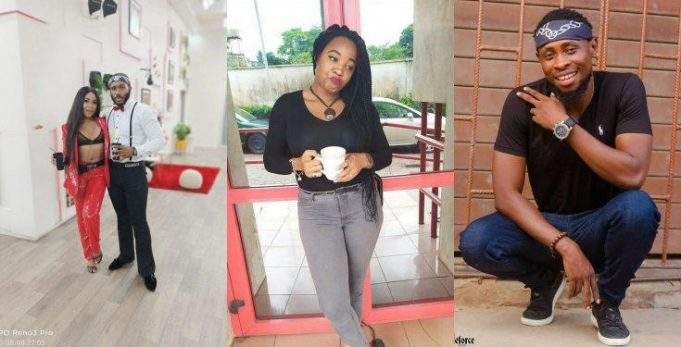BBNaija2020: Lucy Tells Biggie That Being In The Same Group With Erica, Kiddwaya, Trickytee Is Recipe For Disaster